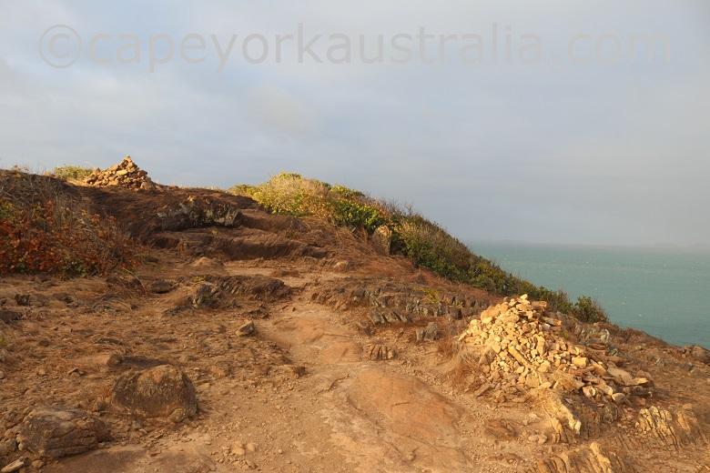 tip of australia top walk views