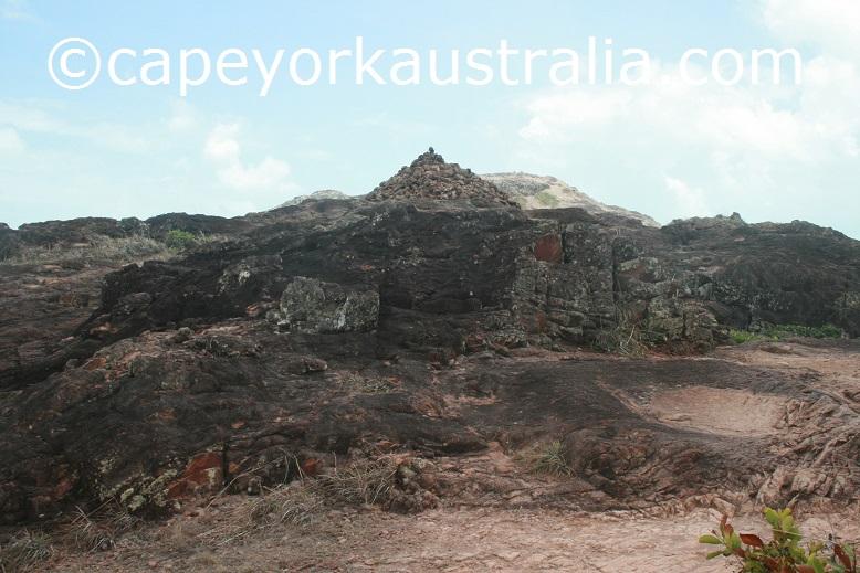 tip of australia walk steep
