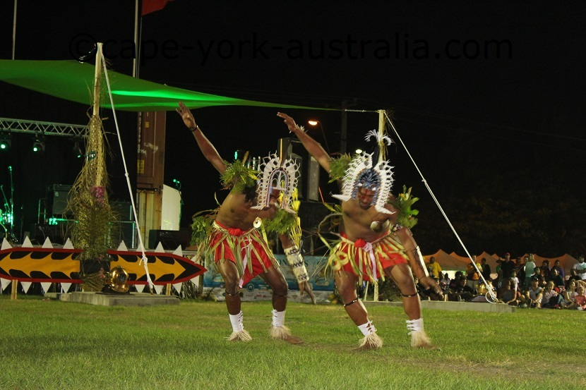 torres strait islander traditional dance