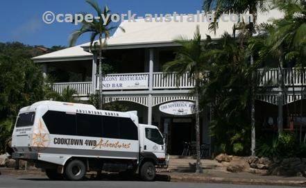 tours cooktown