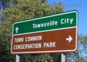 townsville common