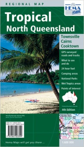 townsville to cooktown