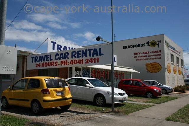 travel car rental cairns
