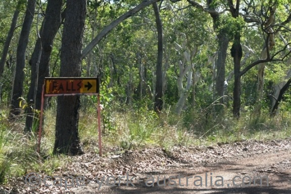 trevethan falls sign