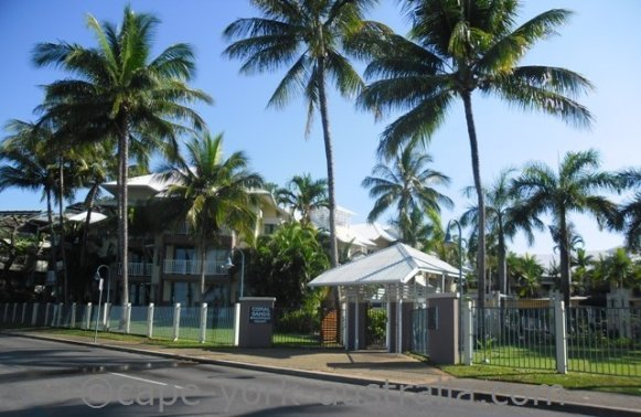 trinity beach accommodation