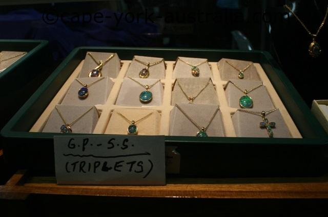 triplet opal