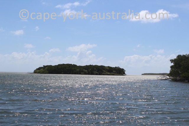 trochus island