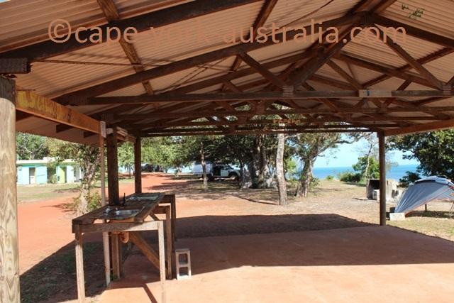 umagico alau beach camping ground