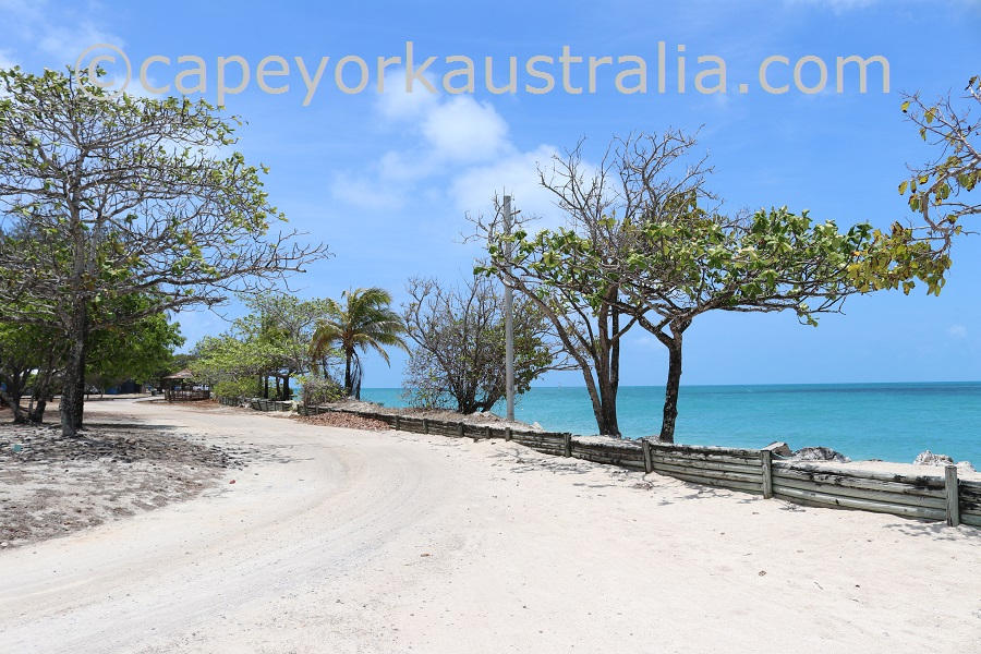 warraber island beachfront