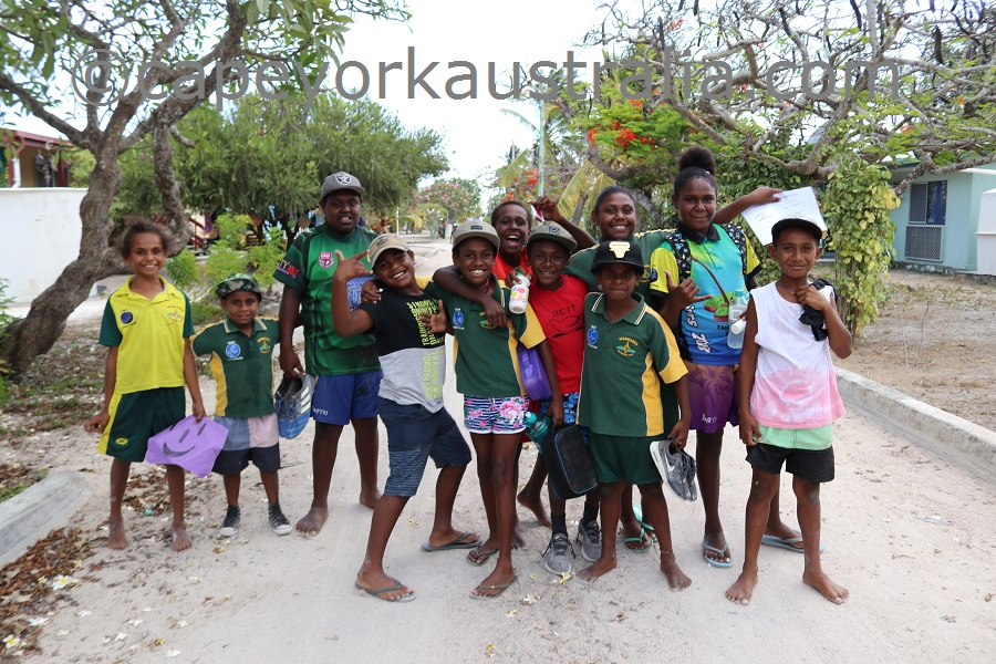 warraber island kids