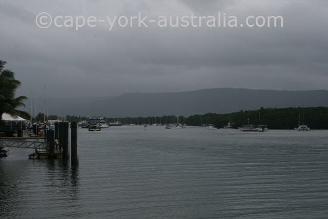 port douglas wet season