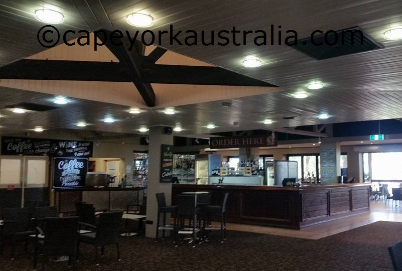 weipa albatross lobby bar
