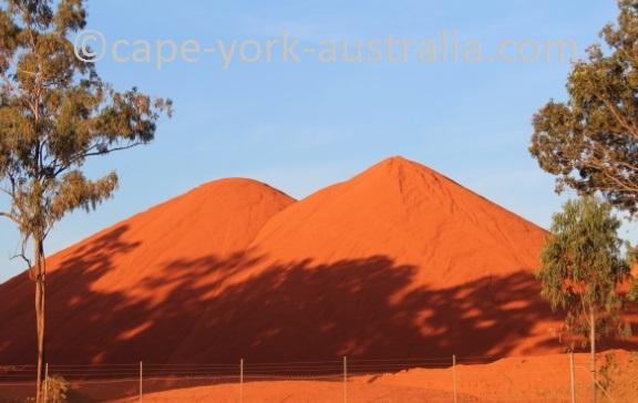 weipa bauxite