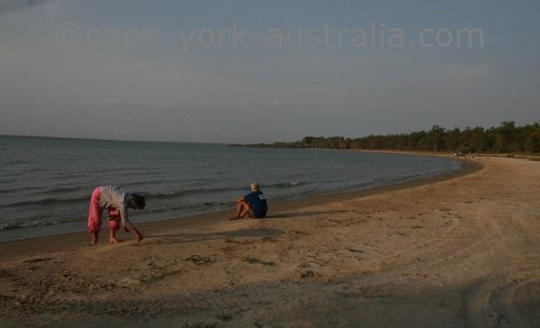 weipa beaches