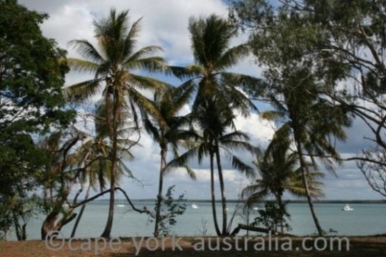 weipa beachfront