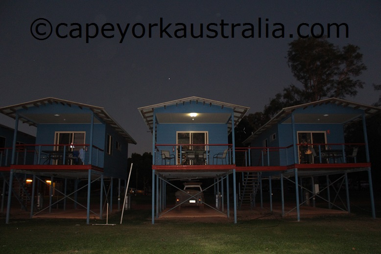 weipa camping ground lodge