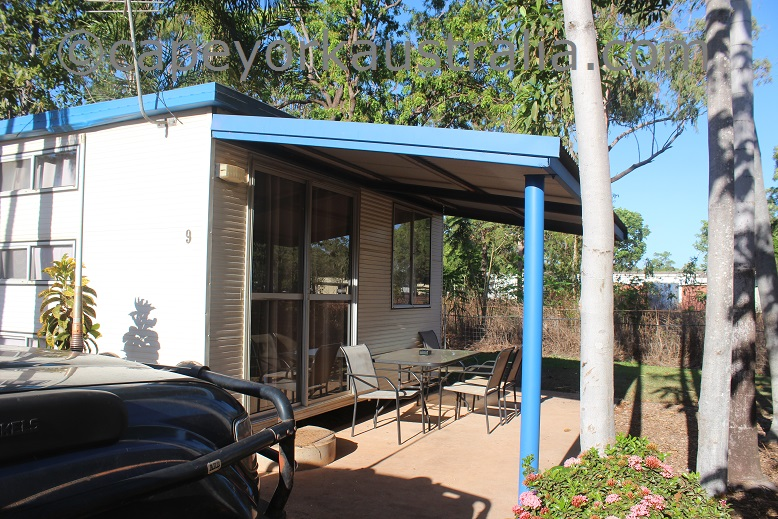 weipa camping ground non ensuite donga