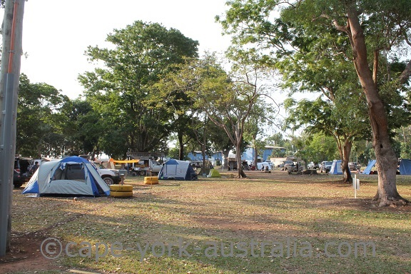 weipa camping