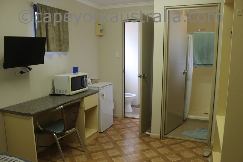 weipa donga rooms