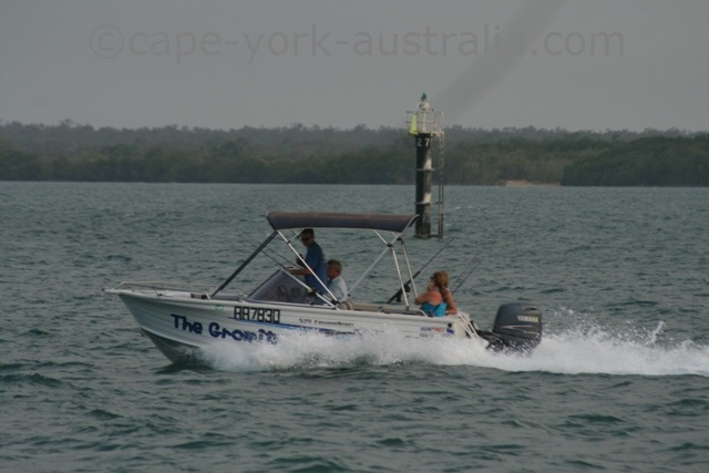 weipa fishing adventures