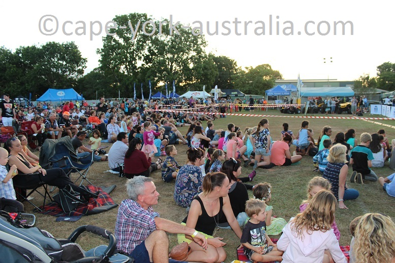 weipa fishing classic crowds