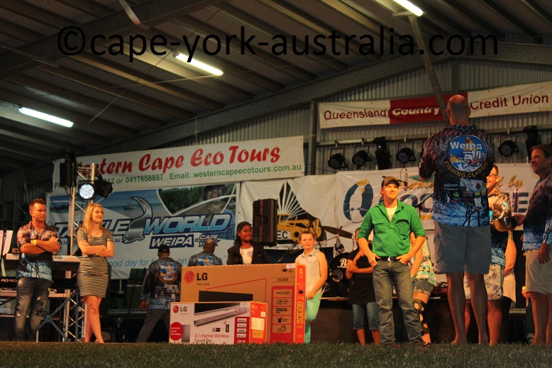 weipa fishing classic draw prizes
