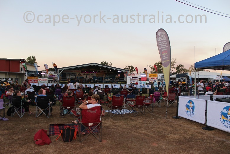 weipa fishing classic grounds