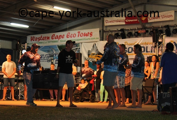 weipa fishing classic prizes