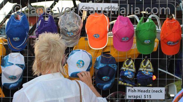 weipa fishing classic souvenirs