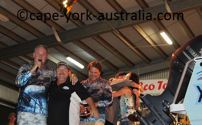 weipa fishing classic winner