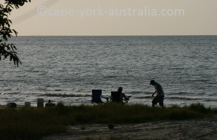 weipa fishing kerr point