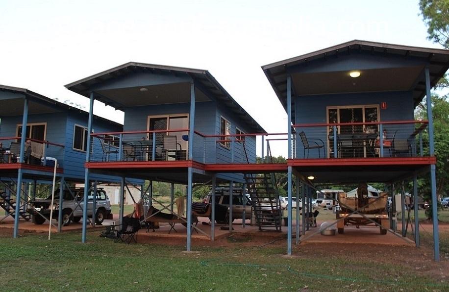 weipa fishing lodge