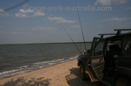 weipa fishing mission river