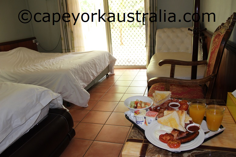 weipa heritage room and breakfast