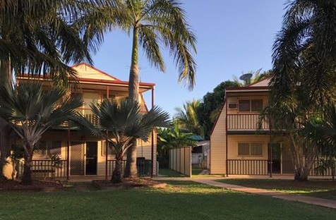 weipa holiday units