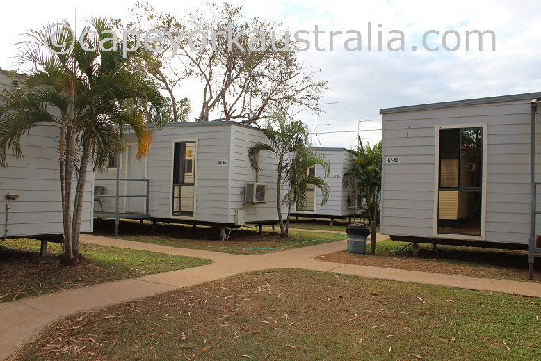 weipa hotel dongas