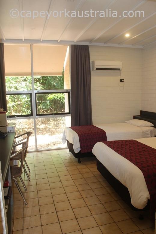 weipa hotel room