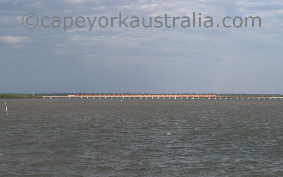 weipa mission river bridge