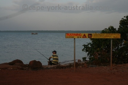 weipa mission river