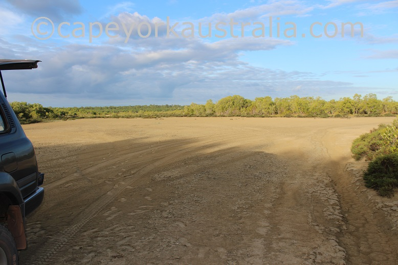 weipa northern saltplains drive