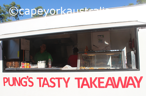 weipa pungs tasty takeaway