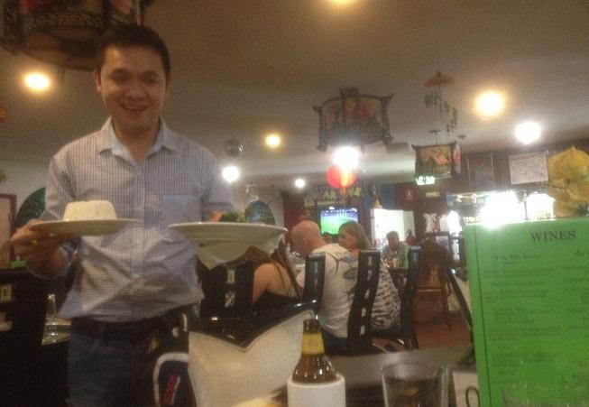 weipa resort dining