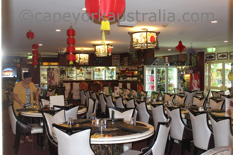 weipa resort restaurant