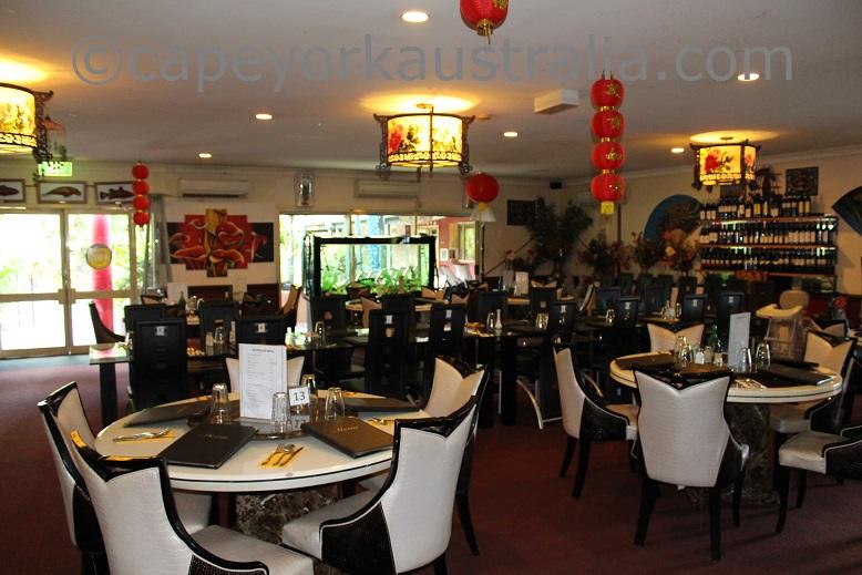 weipa resort restaurants