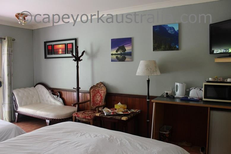weipa resort room