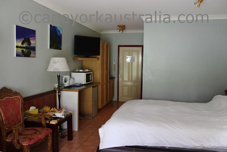 weipa resort rooms