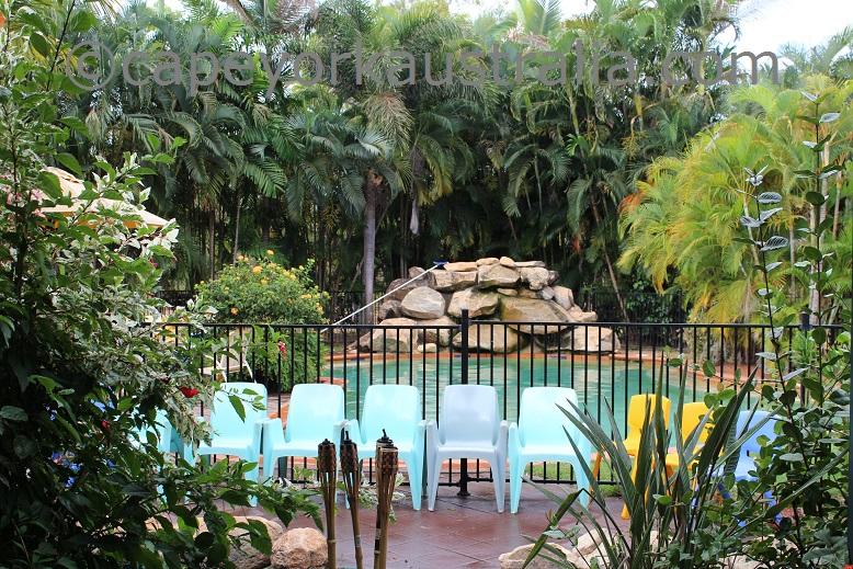 weipa resort swimming pool