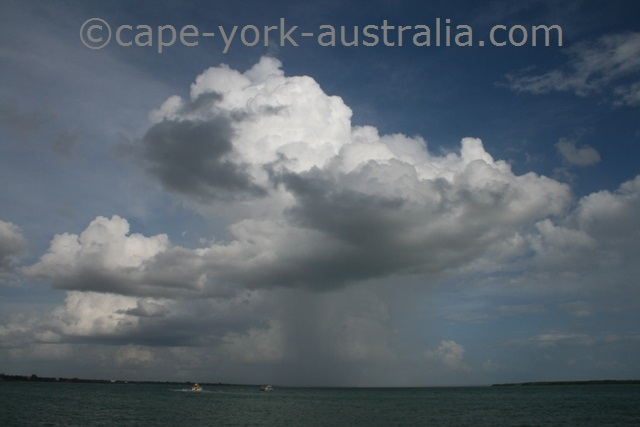 weipa weather
