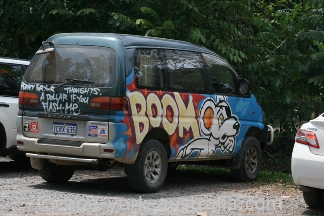 wicked van