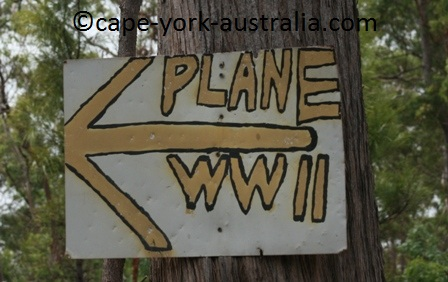 wwii airplane wrecks